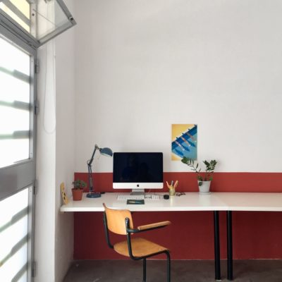 Two spaces, large work tables, meeting table | Architecture studio rental