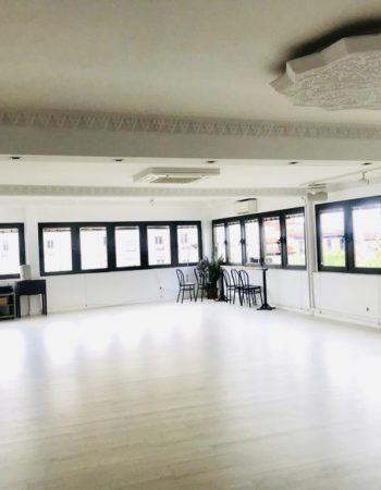 Rehearsal room rental in Madrid | La Quinta del Arte