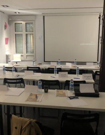 Salas para eventos   Alquiler en Ortega y Gasset