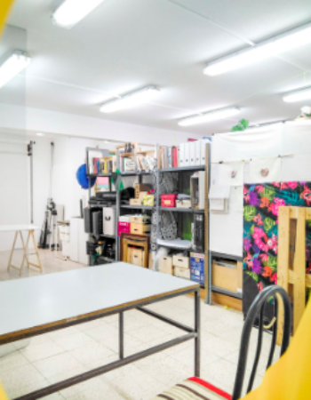 Space for rent for artists and craftsmen | Totoki Studio