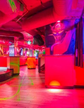 Disco for rental for parties and events | Sala Caravan