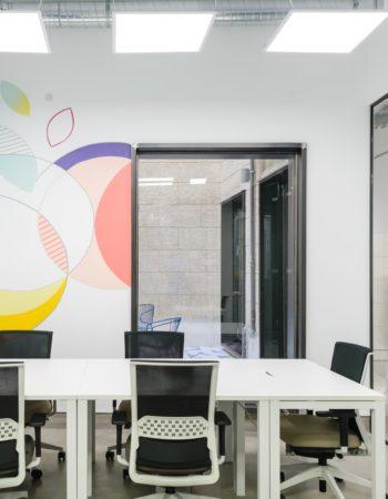 Coworking en el Barrio de Las Letras | Smartup