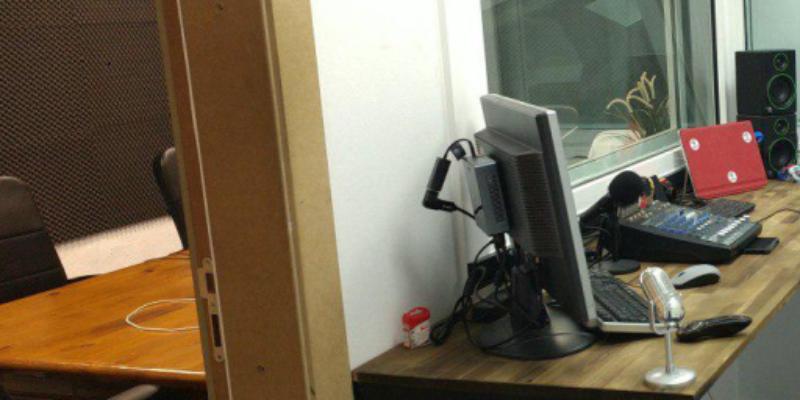 Recording studio for rent + Coworking – InceptumHub