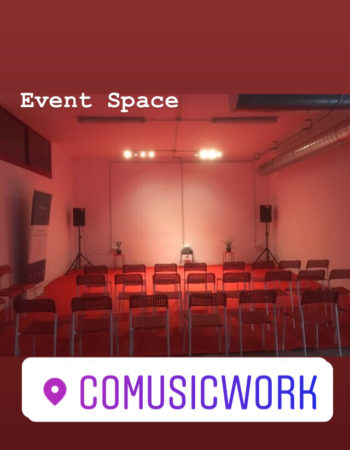Musical Coworking | CoMusicWork