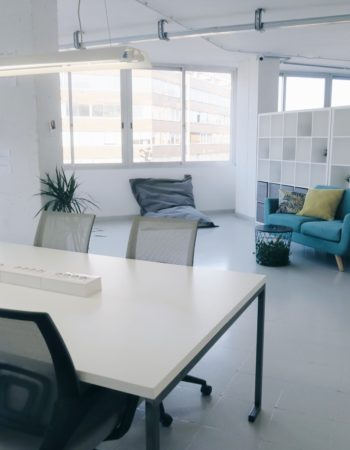 Coworking Poblenou | Strategic and Funcional Open Space 22@