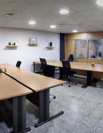 Hub-A coworking | Sarria office rental