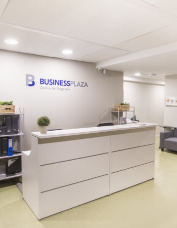 Business center Madrid | Business Plaza | Despachos privados