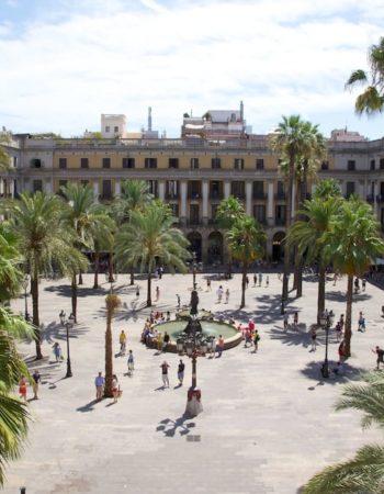 Alquiler Plaza Real de coworking