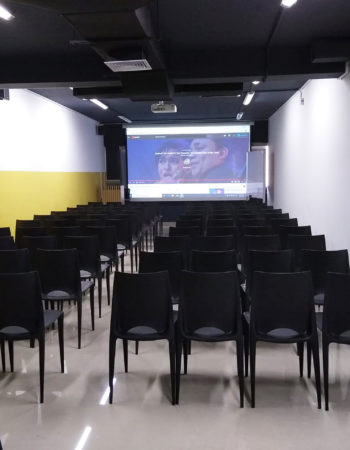 Training rooms and auditoriums for rental