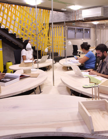 Coworking Space Madrid  | La COW