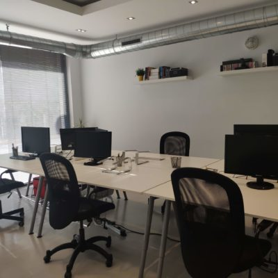 Coworking Castelldefels center