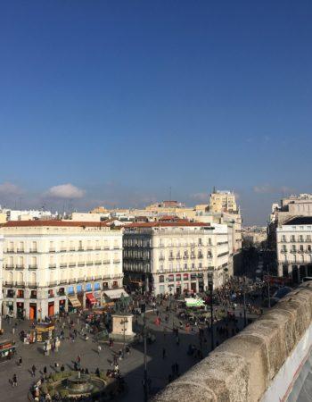 Puerta del Sol Rental | Shared office