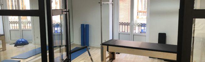 Alquiler consulta fisioterapia