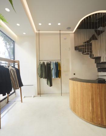 Espacio compartido Madrid en tienda | Walkers Appeal