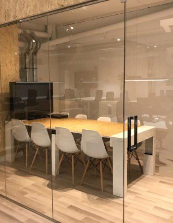 CAMPUS HUB S.L. | Oficinas Flexibles