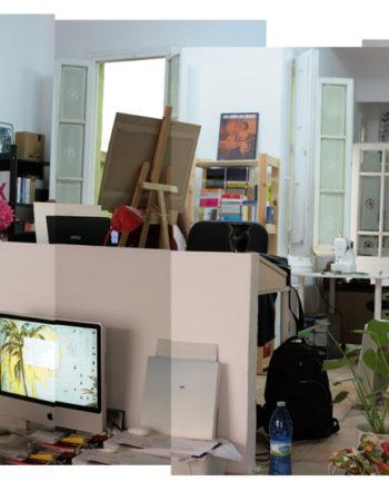 Study in the center of Madrid | Estudio Casa García