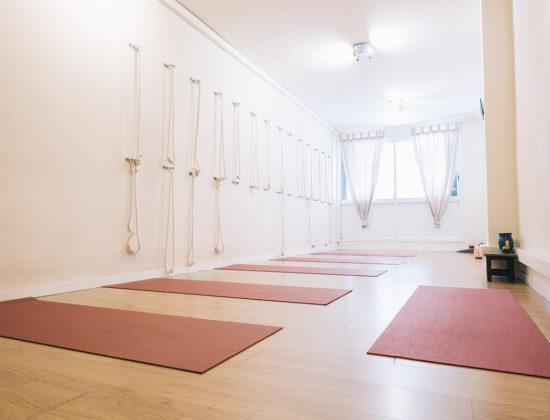 Alquiler sala de yoga | Alquiler sala de terapias | Bodhi Studio