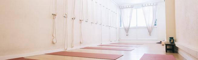 Alquiler sala de yoga