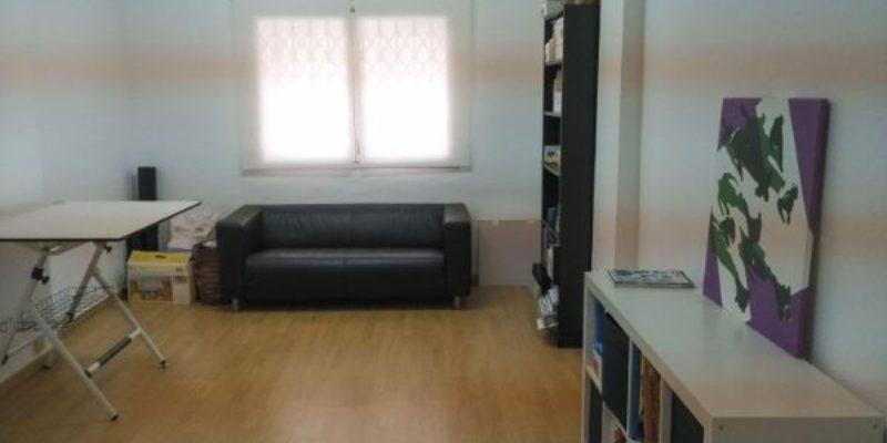 Design studio rent office 21 m2 inside