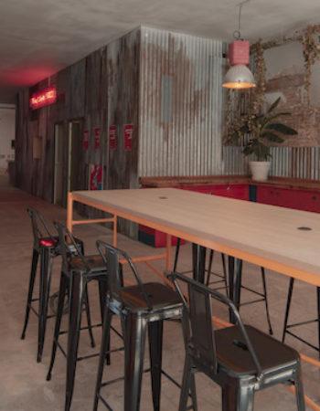 Coworking en Ruzafa | Salón de eventos | Estudio fotográfico