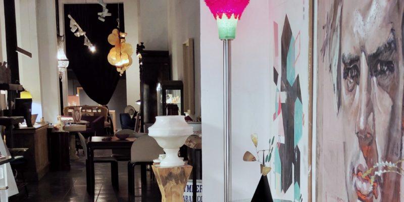 Shared space in Barcelona store | Matiz