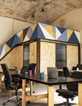 Coworking Poblenou Spaces