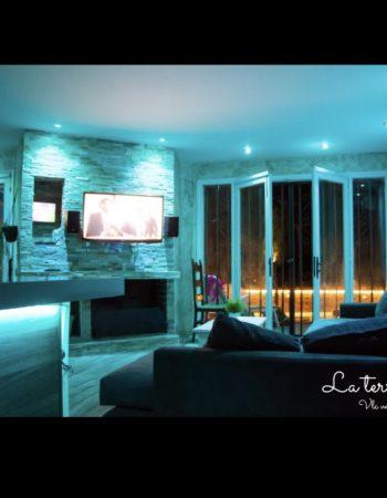 Alquiler Villa espectacular, un espacio que se adapta a todo tipo de eventos.