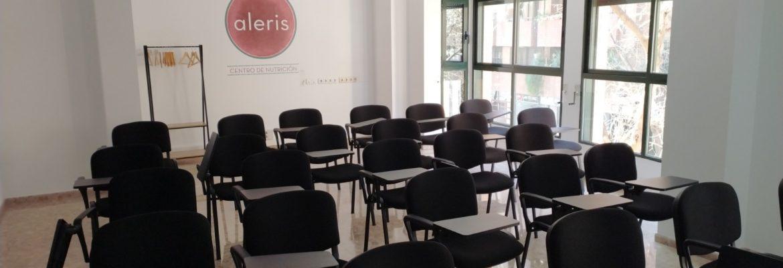 Alquiler sala eventos y presentaciones | Aleris Nou