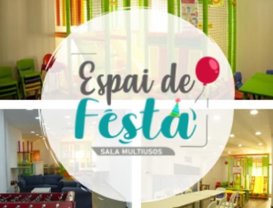 Alquiler de locales para fiestas | Espai de Festa