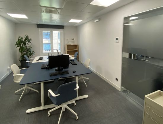 Shared office – coworking