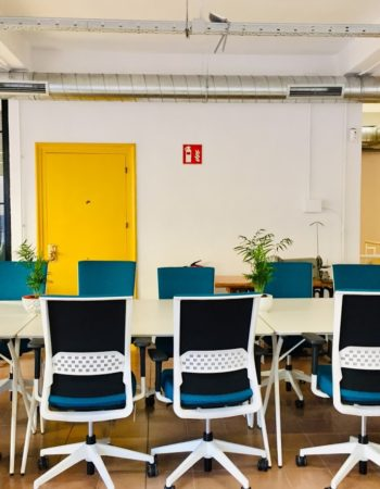 Madrid Coworking | Mad Hat Madrid