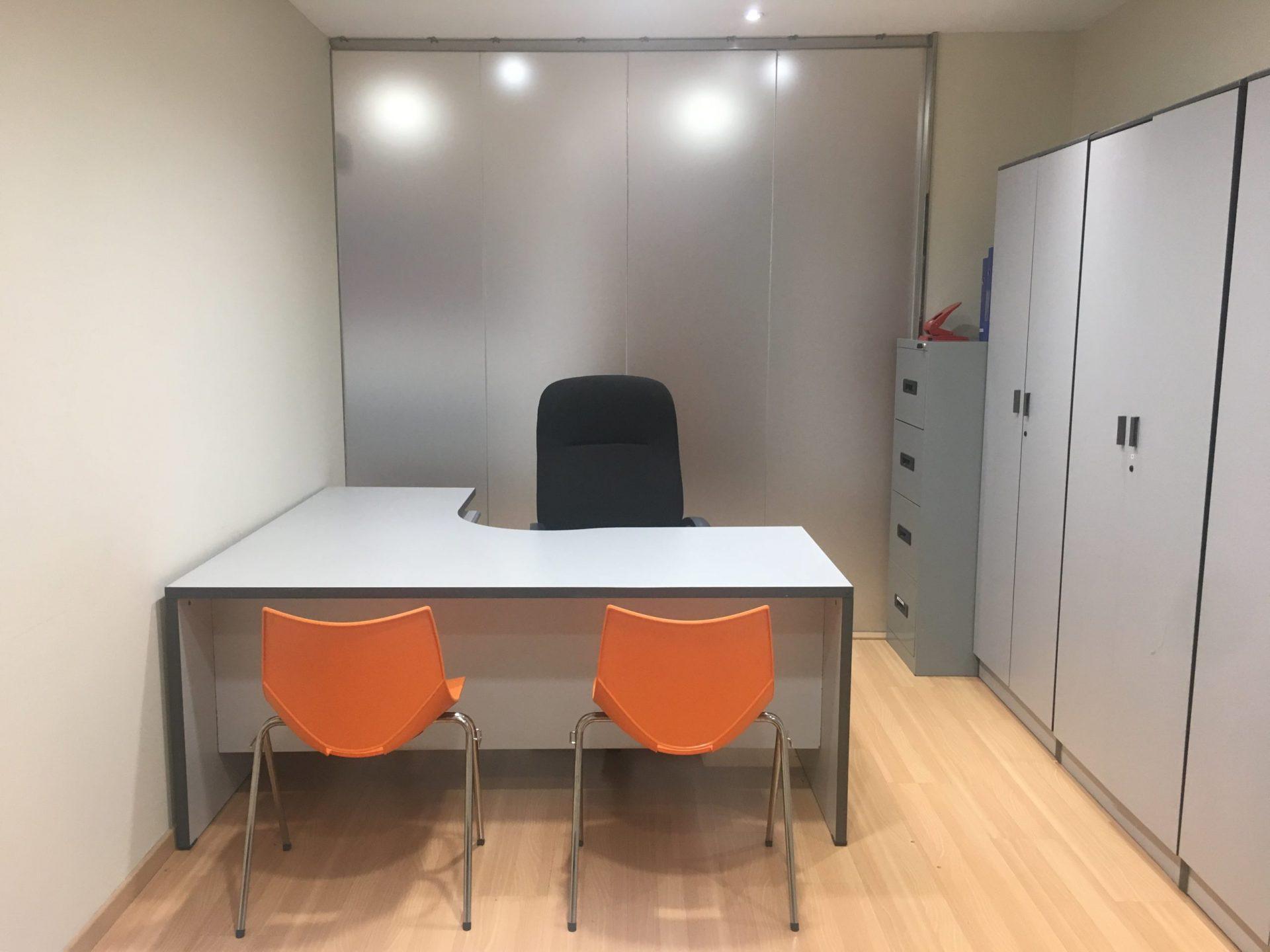 Alquiler despacho en Sarrià-Sant Gervasi
