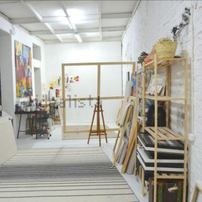 Space for artists, illustrators and craftsmen