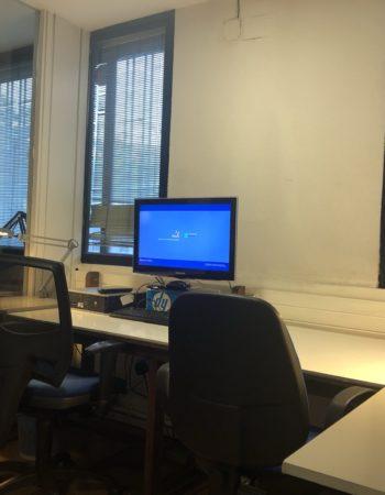 Alquiler de espacio de trabajo en estudio arquitectura | Madrid Centro
