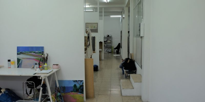 Studios for artists | Tangent Projects