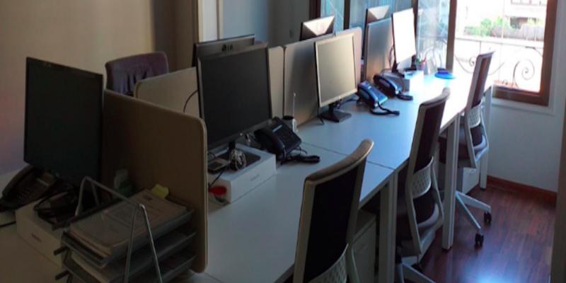 Flexible workspace rental | Tribu Balmes