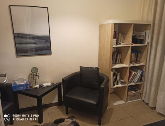 Rental office for therapists
