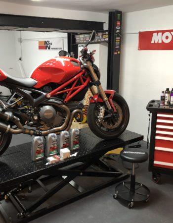 Box Motorcycles | Moto Workshop