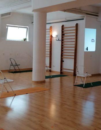 Madrid room rental | City Yoga