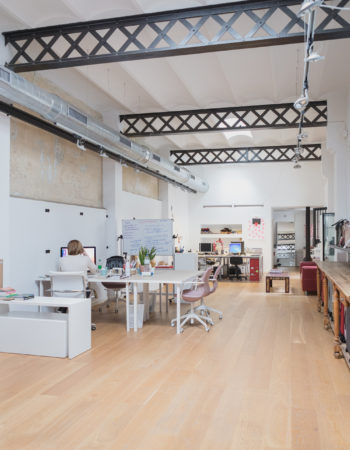Shared industrial space for rent