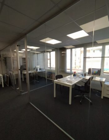 Rent equipped office