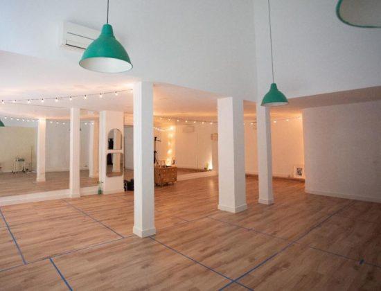 Rental of training rooms