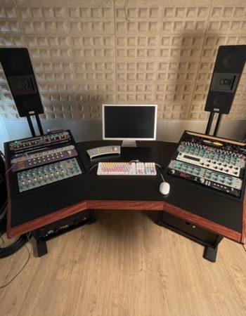 Alquiler estudio de grabación musical y espacio de ensayo | SAUNSGUT