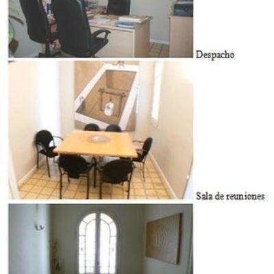 Despachos compartidos en calle Aribau
