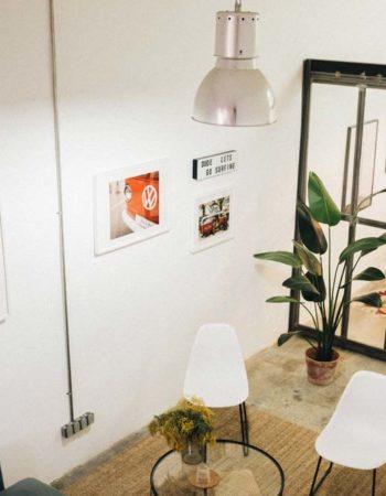 Shared studio Plaza España