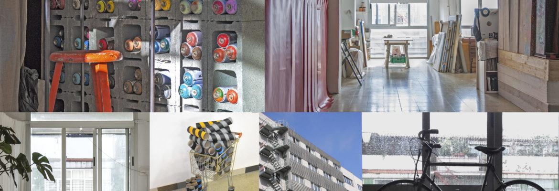 Artistic development studios for rent