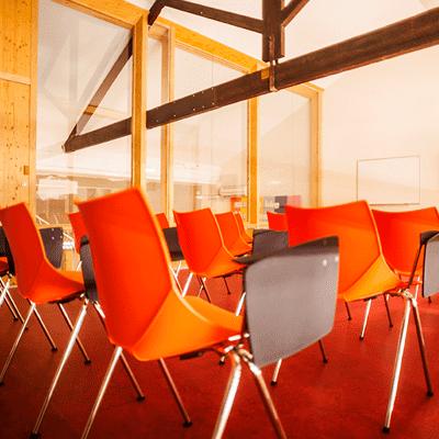 Barcelona training room rental | Sala Ripley