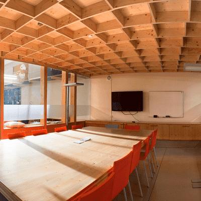 Alquiler Sala formaciones Barcelona | Ripley